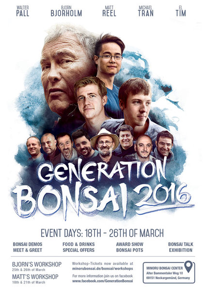 Generation Bonsai 2016